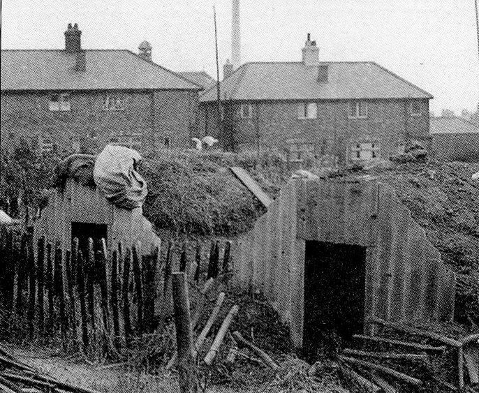 1950s anderson shelter - Google Search