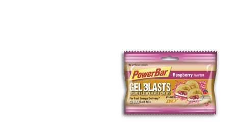 PowerBar® Gel Blasts Raspberry Flavour