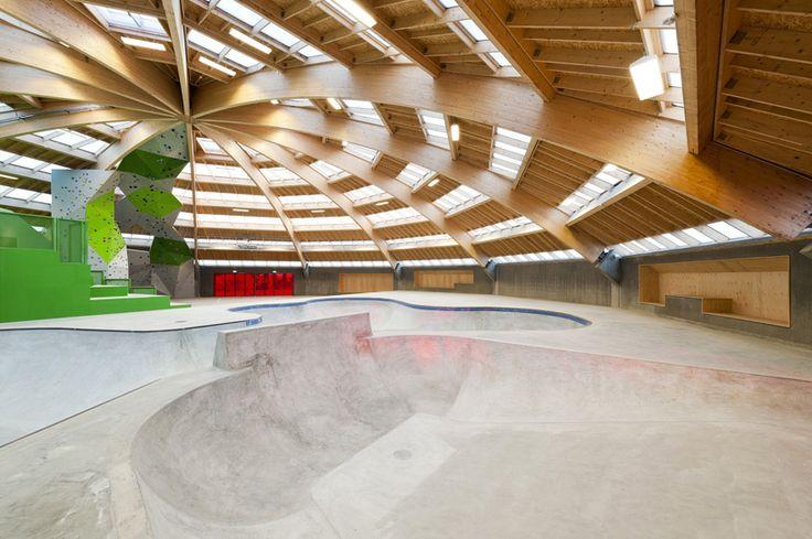 cebra glifberg lykke streetdome sports facility haderslev denmark
