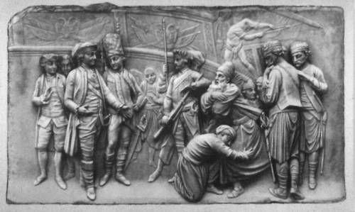 Шубин Ф. И. «Великодушные действия к свободе военнопленных графа Алексея…