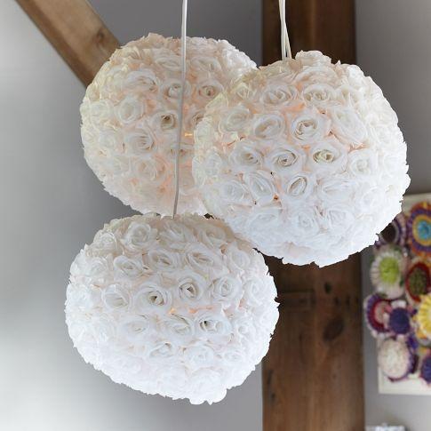 PB teen, Flower Ball Pendant