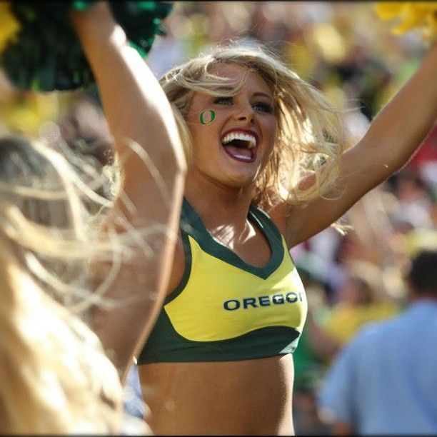 Cheerleader hot nude college