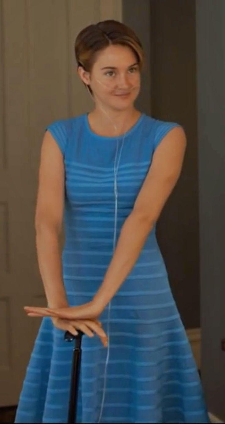 Hazel Grace - Vestido azul