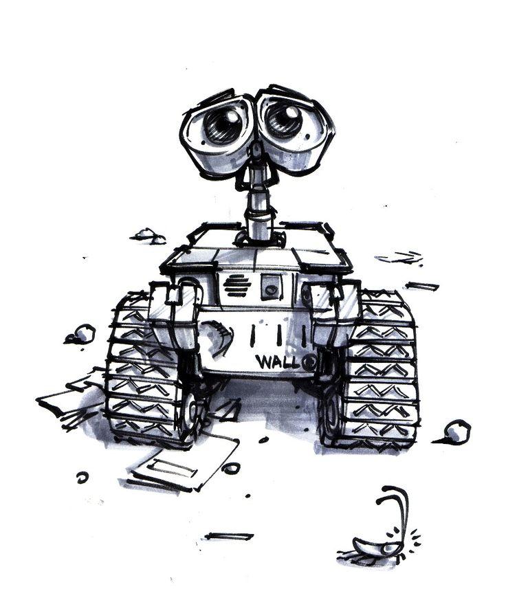 Wall-E by Jason Deamer