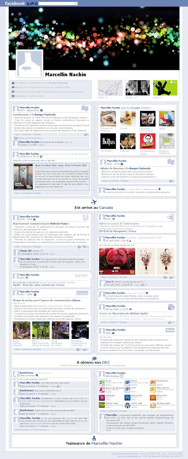 Mejores 54 imágenes de Curriculum vitae i carta de presentació en ...