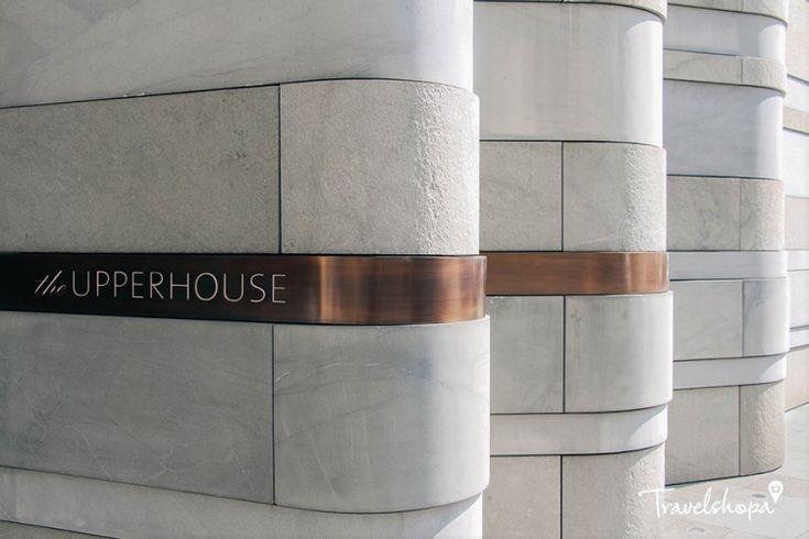 The Upper House, Hong Kong, Hotel design