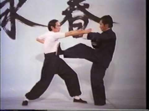 ▶ Wing Chun Basic Techniques part 2 - YouTube