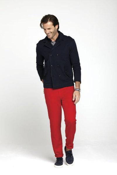 2013 Hombres rojo Pantalones masculina rojos Hierro y Pinterest Pantalon Pantalones Pedro Moda del Primavera wXdYYqO