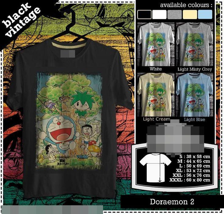 Doraemon Tshirt | Rare | Cartoon | Manga Japan | Black Vintage Tee | Kids Tshirt | Custom Tshirt | Men Women Tshirt | Gift | Soft Cotton Combed (Bio Polished) – Gramasi 190-200 gsm. Chain Stitch & Inner Strips. Cotton Spandex Rib. Unisex Model with Bodyfit Style. Original Chemica Rubber. Improved TX Superwhite. Export Quality. More than 6000 design. Promo Price $19.99 For Tshirt, Kids Tshirt, Raglan. Normal Price $24.99 Size XL-XXXL + $1.00 Shipping Fee $12.50 with Tracking Number.