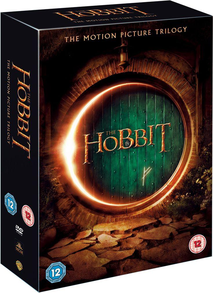 The Hobbit Trilogy [DVD] [2015]: Amazon.co.uk: Martin Freeman, Richard Armitage, Ian McKellen, Peter Jackson: DVD & Blu-ray