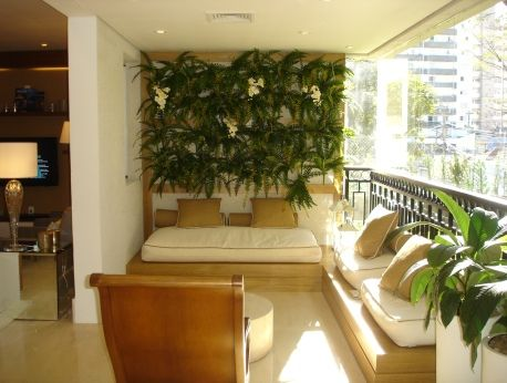 Gardens of my Life: VARANDAS - Garden on the Balcony