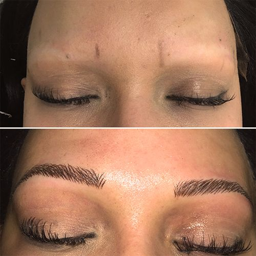 3D Eyebrow Embroidery & Microblading - NUE BROWS TO BRAZILIANS