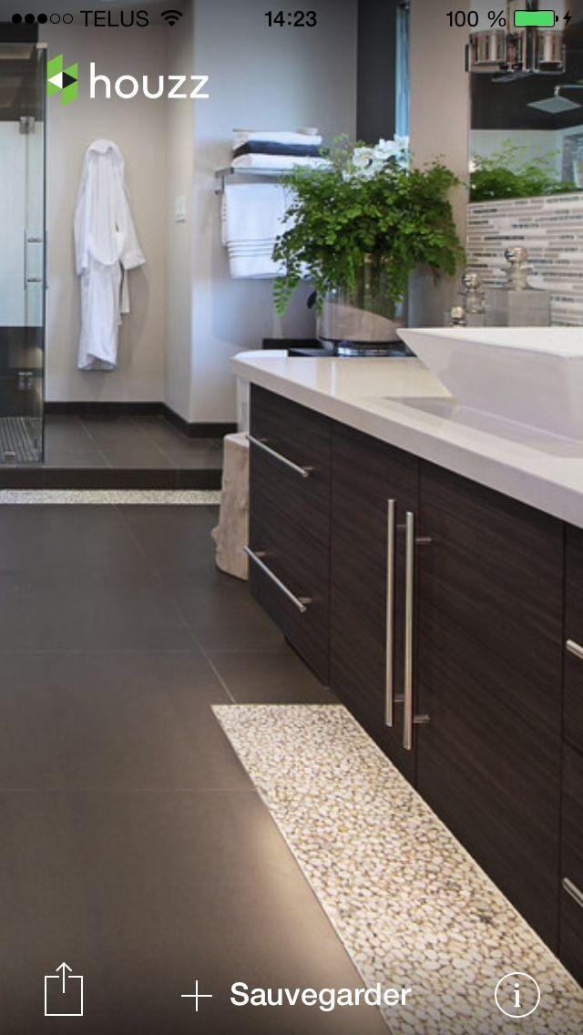 awesome Idée décoration Salle de bain - Vanité salle de bain et céramique...