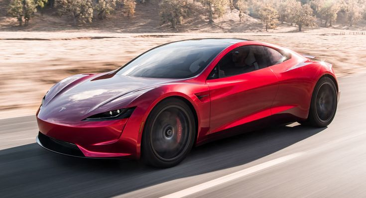 Tesla Shocks Us With New 2020 Roadster Does 0-60 In 1.9 Sec!