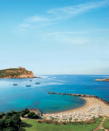 #Cape_Sounio, pristine #beach