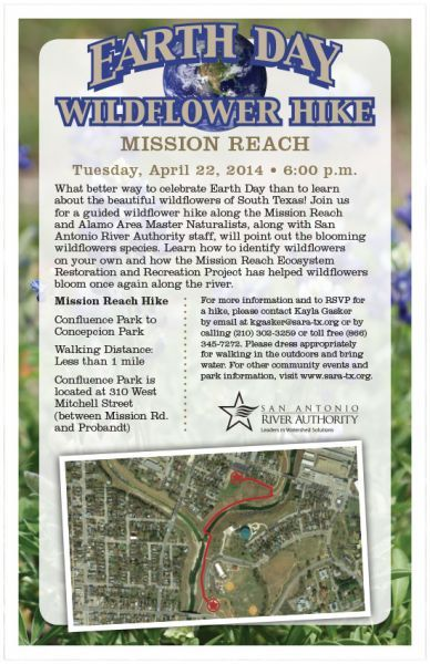 San Antonio River Authority - Community Events