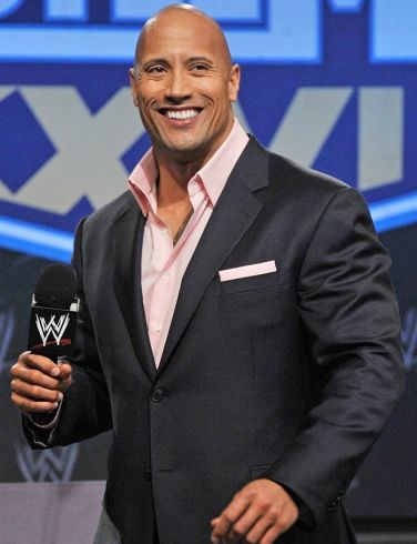 Dwayne Johnson.....The Rock!!