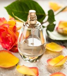 How to Make Perfume from Flowers ( can simmer fruit too)... an idea for homemade body butters, massage oil, lotion, candles...