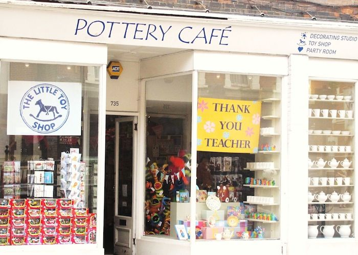 Fulham Pottery Cafe