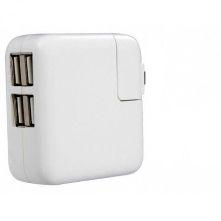 Charge your devices simultaneously with this four-port USB charger. Pay R199.99 including free nationwide delivery. - Redchillideals - Impact Video