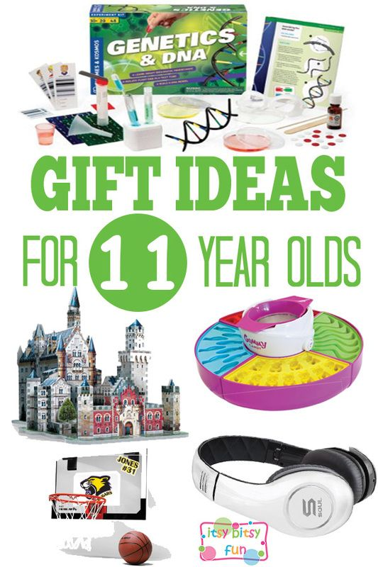 Gifts For 11 Year Olds Birthdays