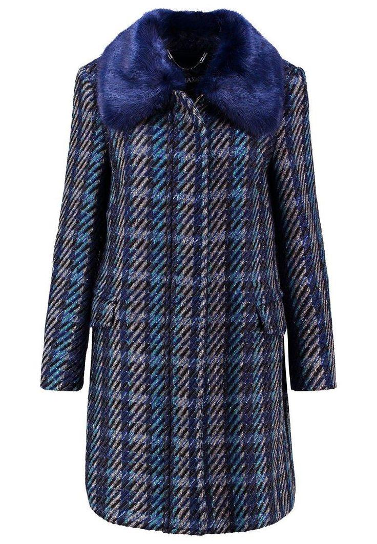 MAX&Co. CARUSO Krótki płaszcz blue check image
