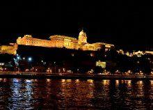60 perces sétahajózás a Dunán, Budapest látványosságai mentén, Martinit kortyolgatva