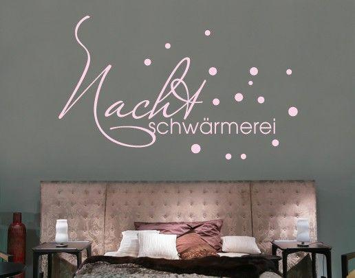 Více než 25 nejlepších nápadů na Pinterestu na téma Wandtattoo - wandtattoos fürs schlafzimmer
