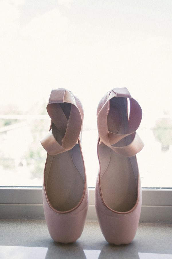 Ballet Slipper Wedding Shoes Perfect For Dancing At The Reception And A Former Bride