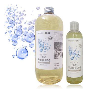 Base de shampooing neutre