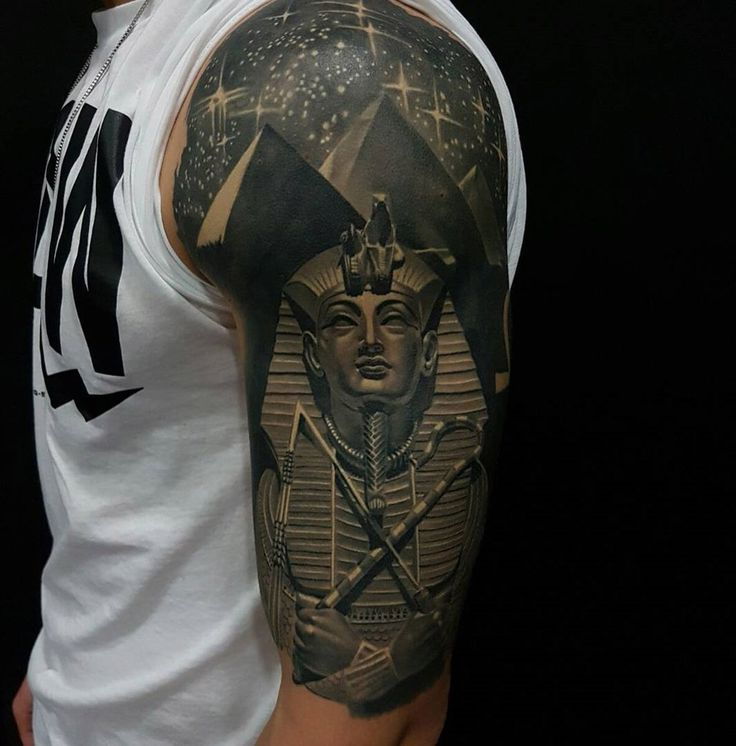 Best 25+ King tut tattoo ideas on Pinterest | Egypt tattoo design ...