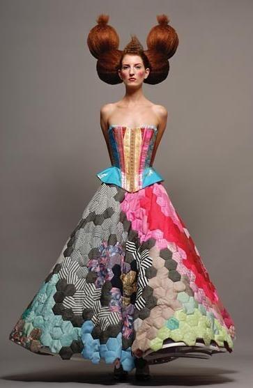 Pretty Pretty Patchwork Chic Fashion Furniture Shoes