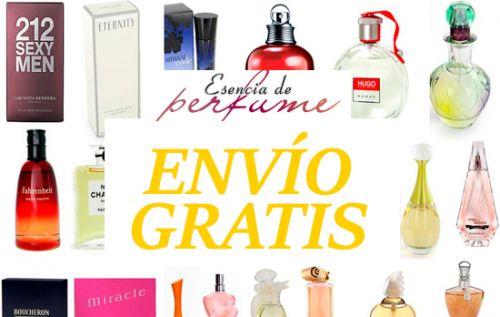Envío GRATIS a partir de 69€ de compra en Esencia de Perfume