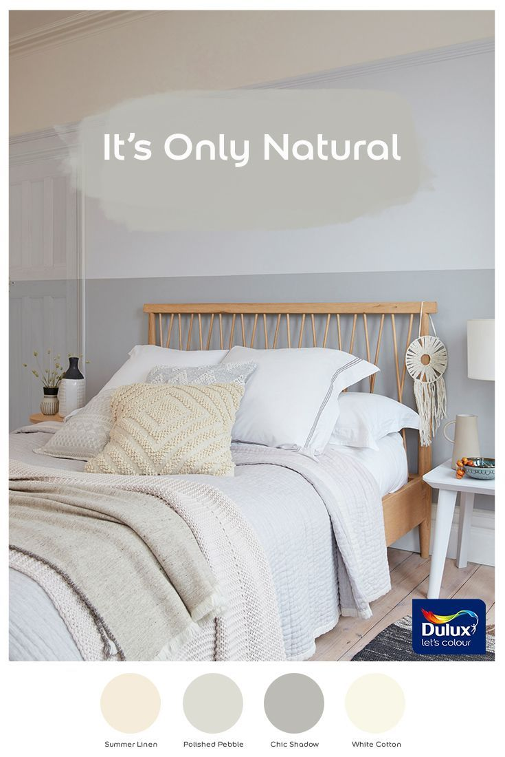 Pin On Homedesign Bedroom paint ideas dulux