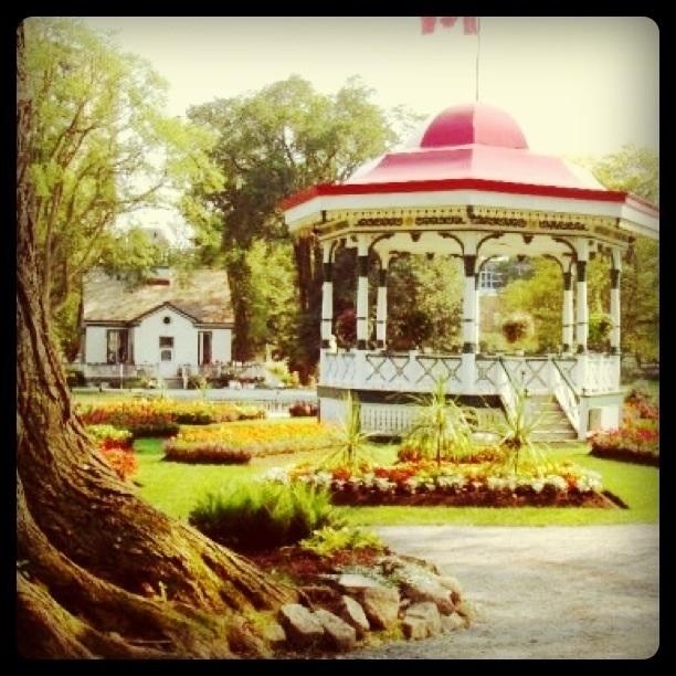 Public Gardens Halifax, NS
