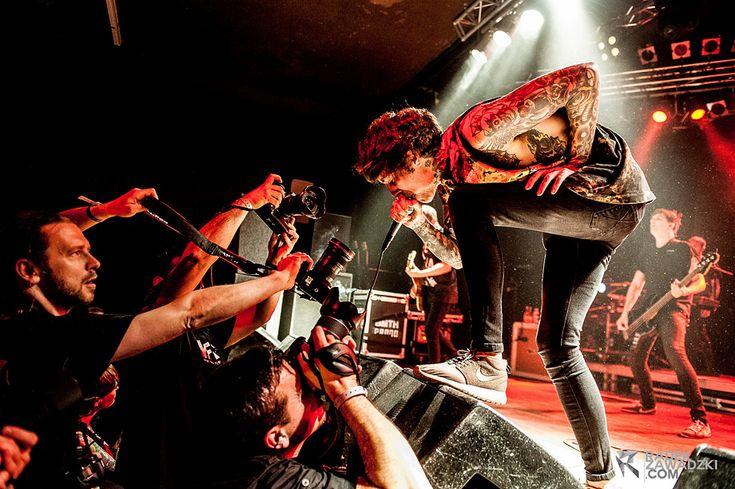 Radek Zawadzki - Concert Photography Interview - Bring Me The Horizon Concert Photos