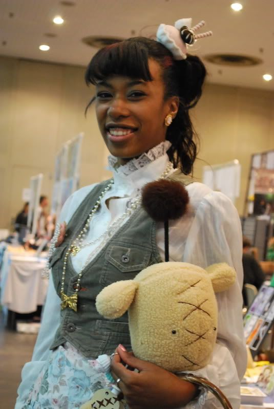 Amanikitty Black Girls Do Lolita Pinterest