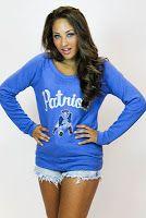Womens NFL Sweatshirts, Tees & Tanks #NewEngland #Patriots #shop