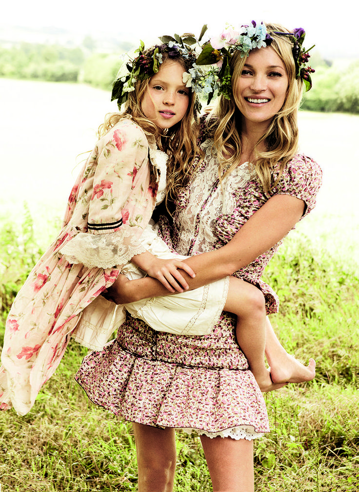 Stylish Model Moms - Models with Children