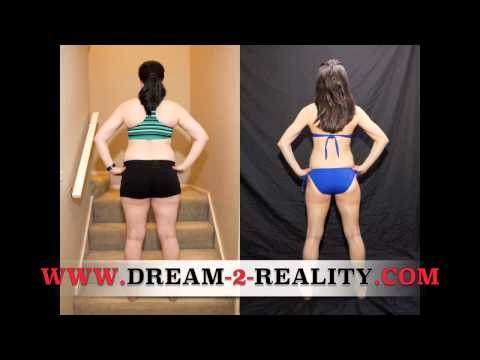 P90X Results Women - Tekoa's Power 90 and P90X Workout Transformation Results - PX90 - Team D2R