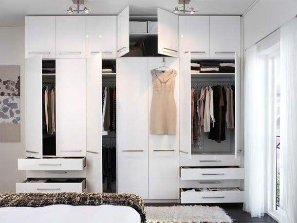 Schlafzimmer ikea pax  10 besten Ikea Pax hacks Bilder auf Pinterest | Wohnen ...