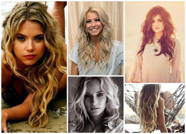 Silk and Spice: Hairstyles for Summer 2013 Long hair, layers, blonde