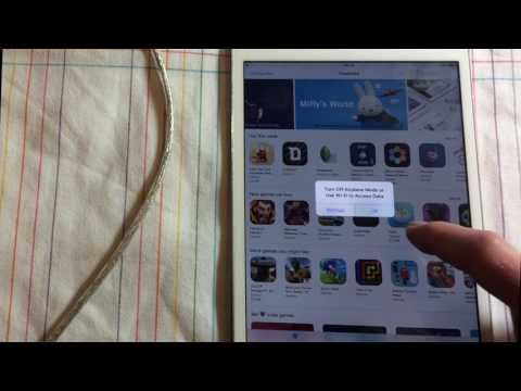 Apple Mac Support Fixes: Greyed Out iPad WiFi Network Access Fix  Part 3