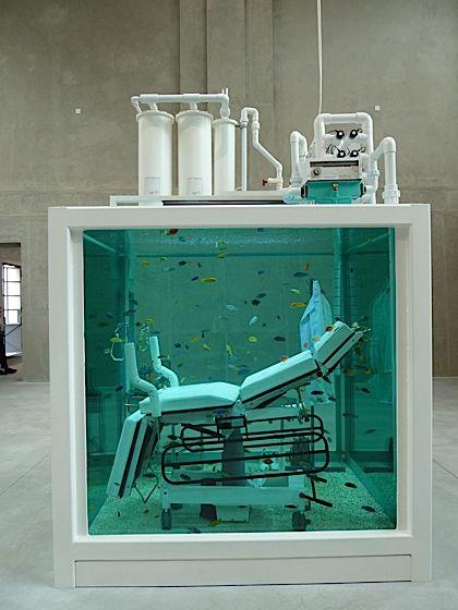 Lost Love – 2000, Damien Hirst, fondazione Prada