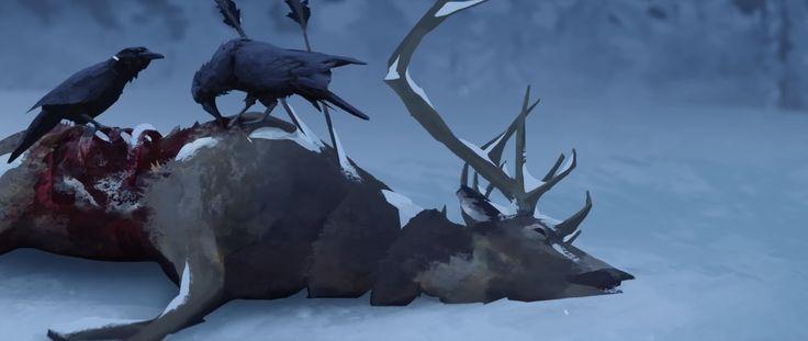 Релиз игры на выживание The Long Dark