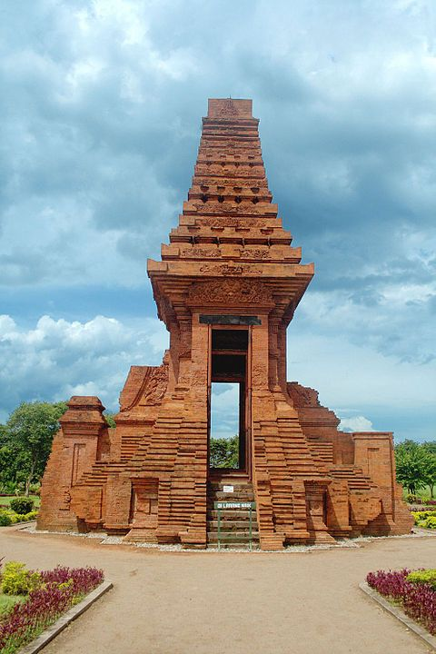 Trowulan, capital of Majapahit Empire until 1478
