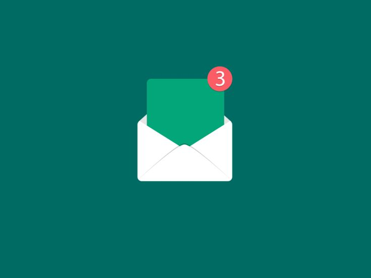 Mail Icon {gif} #UImotion