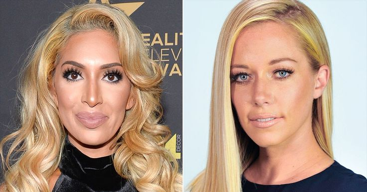 Kendra Wilkinson Vows Farrah Abraham Is 'Going Down' After Racially Insensitive Remarks Hit Too Close to Home