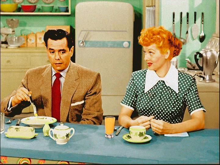 I Love Lucy In Color Ethel