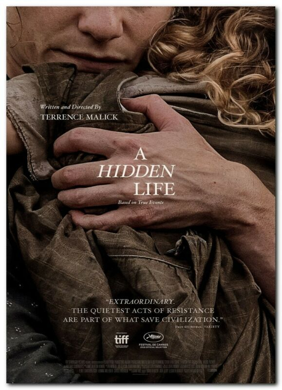 Mal De Pierres Streaming : pierres, streaming, Hidden, Movie, Poster, 24x36